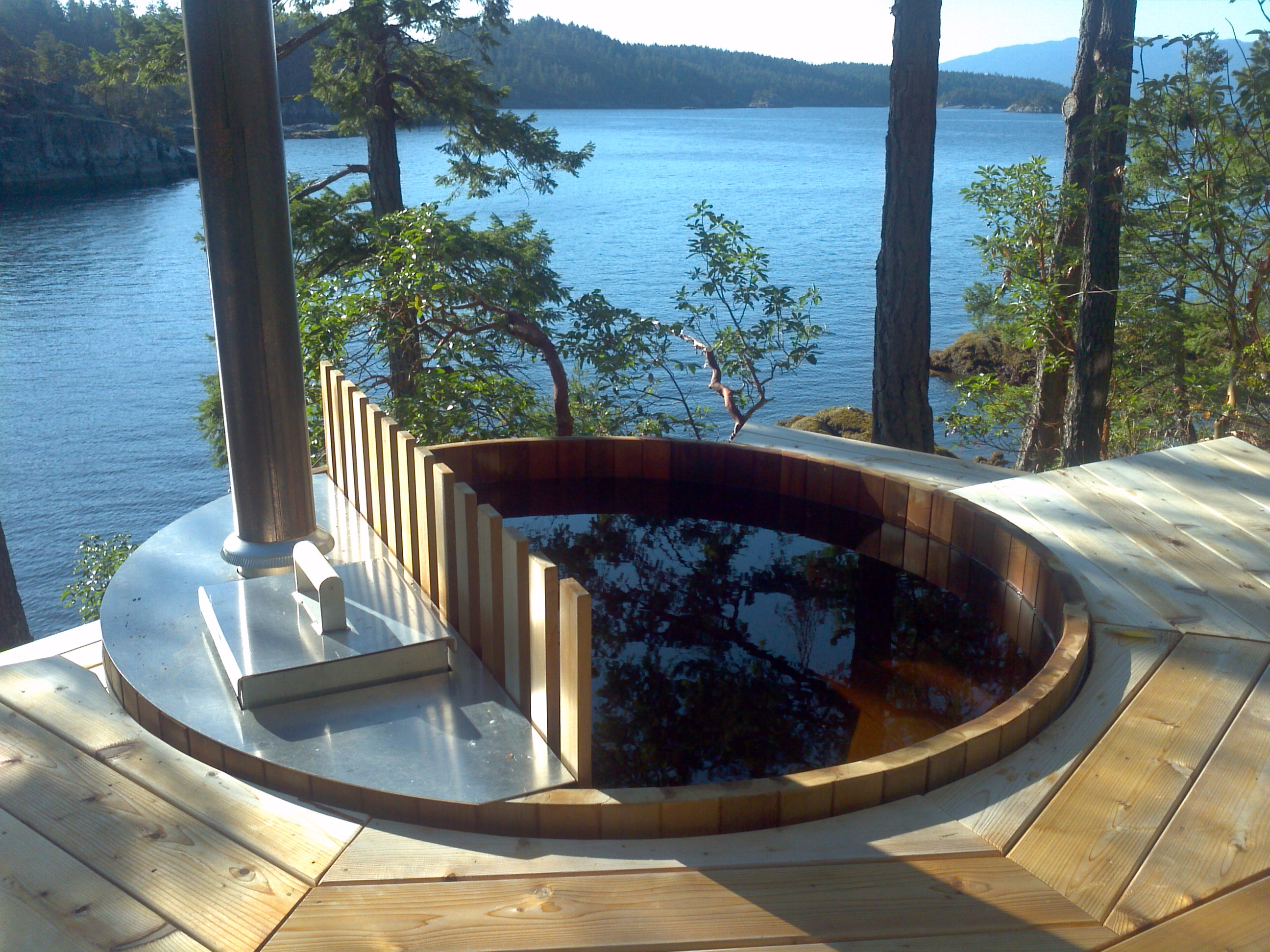 Hot tubs - DTS Groups